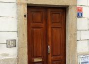 Renovace venkovních dveří 01